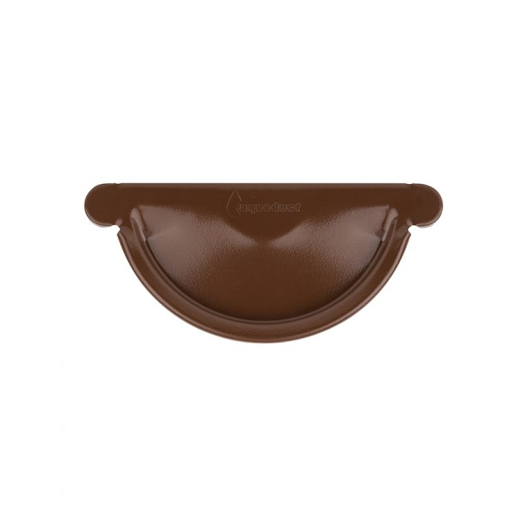 Заглушка коричневая 125/87