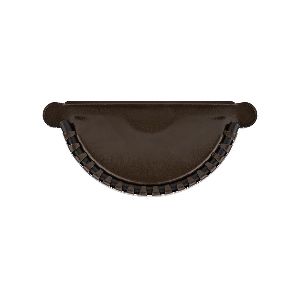 Заглушка темно-коричнева 125/87 – Фото 1