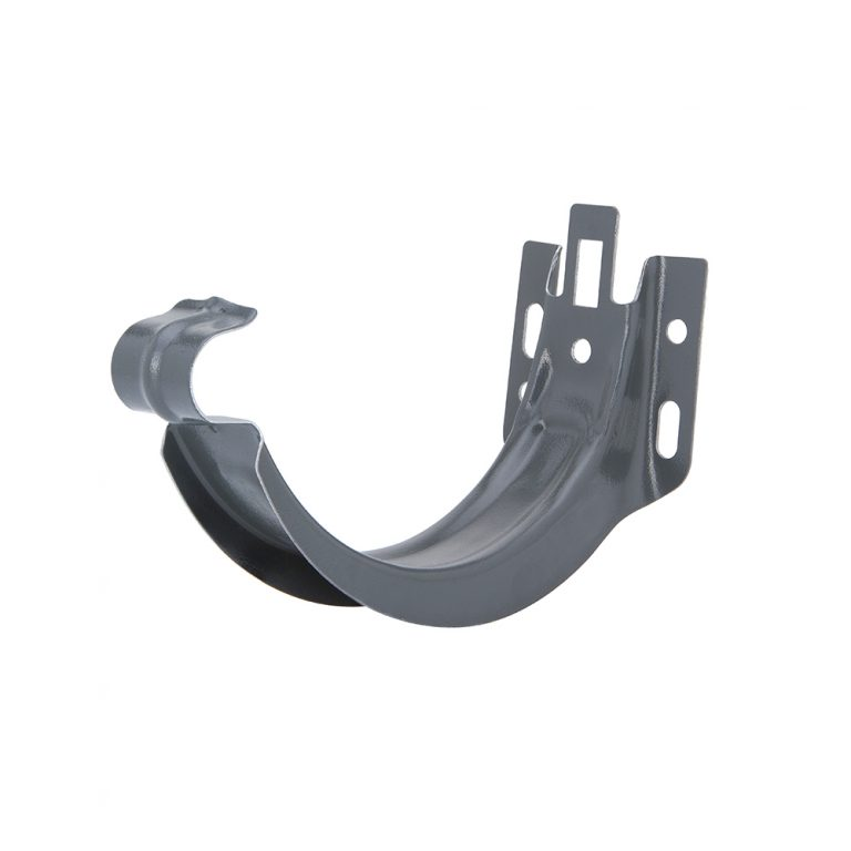 Gutter bracket on the frontal board